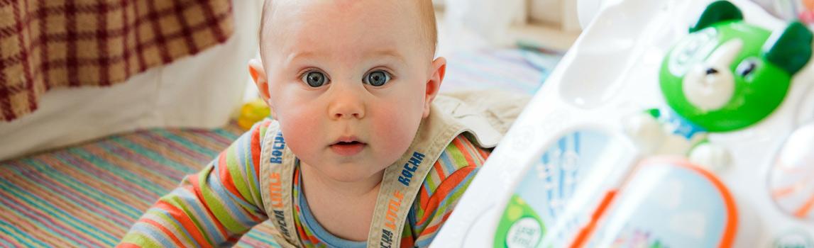 Dzieci od 5 miesiąca
